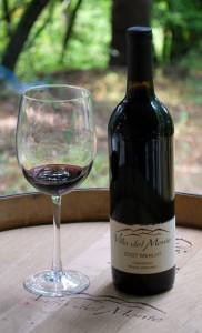 Bid on Villa del Monte wine